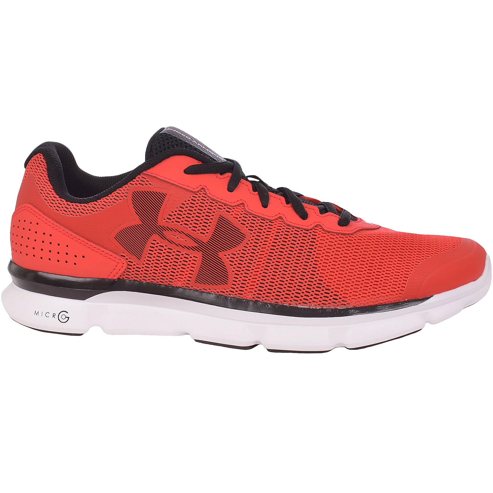 Under Armour G UA  Uomo Micro G Armour Speed Swift Running Gym Schuhes Trainers 191988