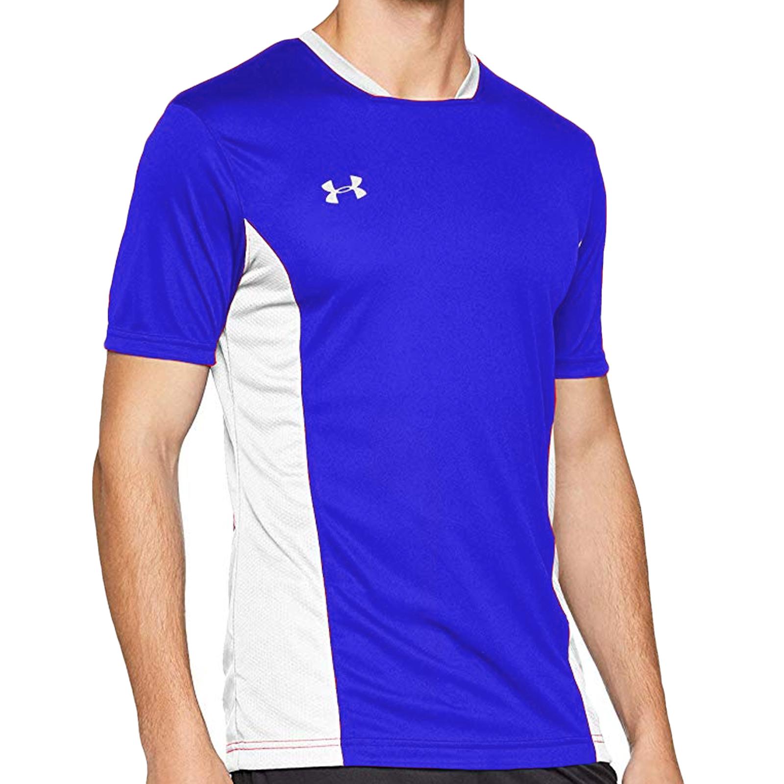 Color Azul Camiseta para Hombre Under Armour Challenger II