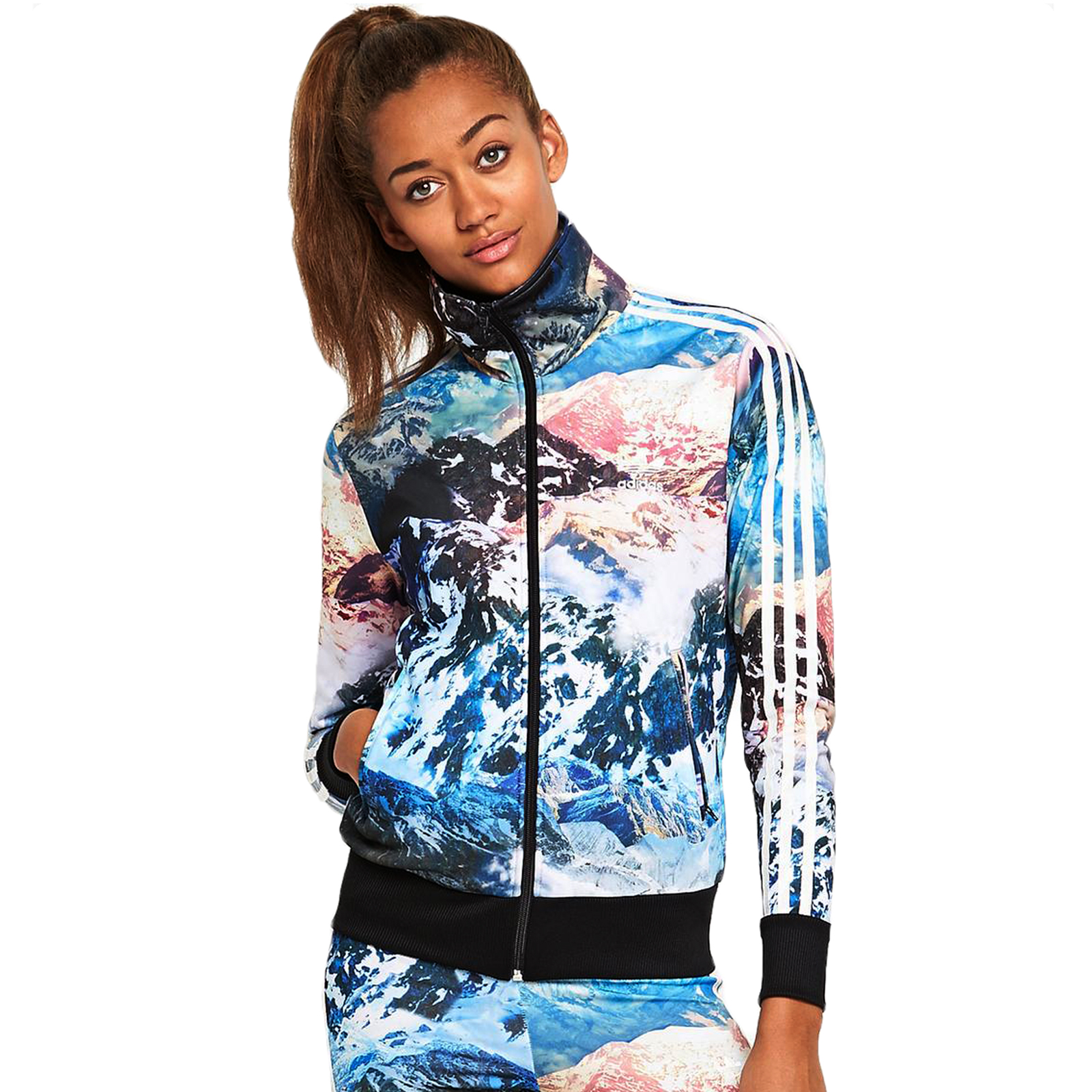 Flower adidas tracksuit cheap >off63% più grande catalogo sconti