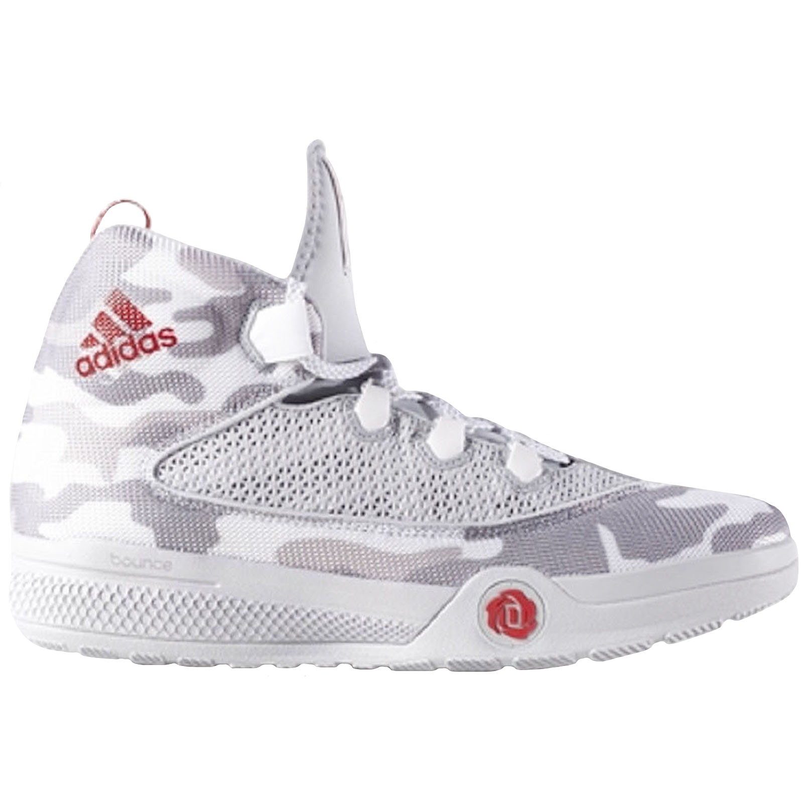 competitive price d6788 1a58e adidas D Rose Dominate 2016 Derick Rose Grey Camo Mens Basketball Shoes  AQ8455 UK 11.5. About this product. Picture 1 of 5 Picture 2 of 5 ...