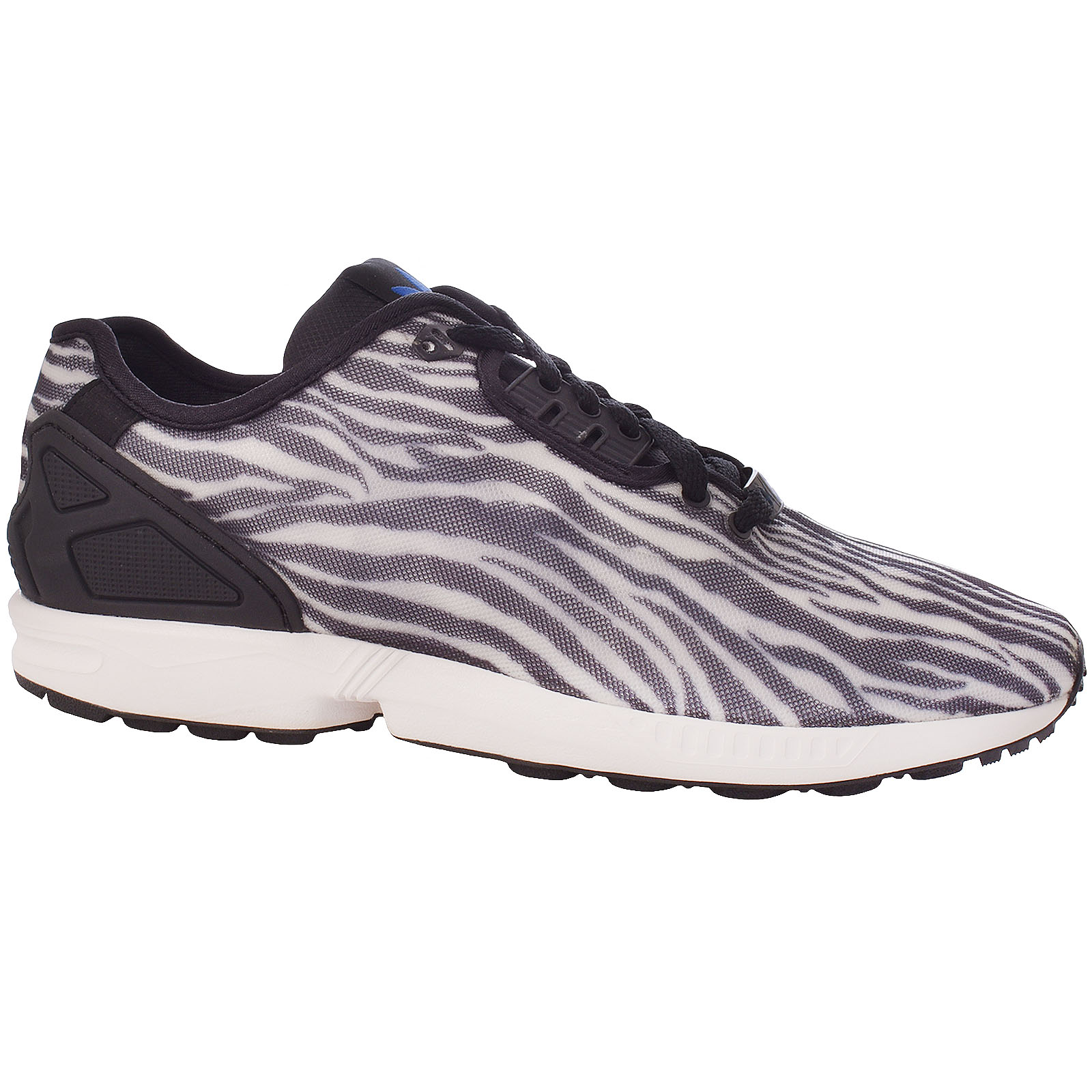 Adidas Adidas Adidas Originals  Uomo ZX Flux Decon Sports Schuhes Trainers - Zebra / Snakeskin 1cab82