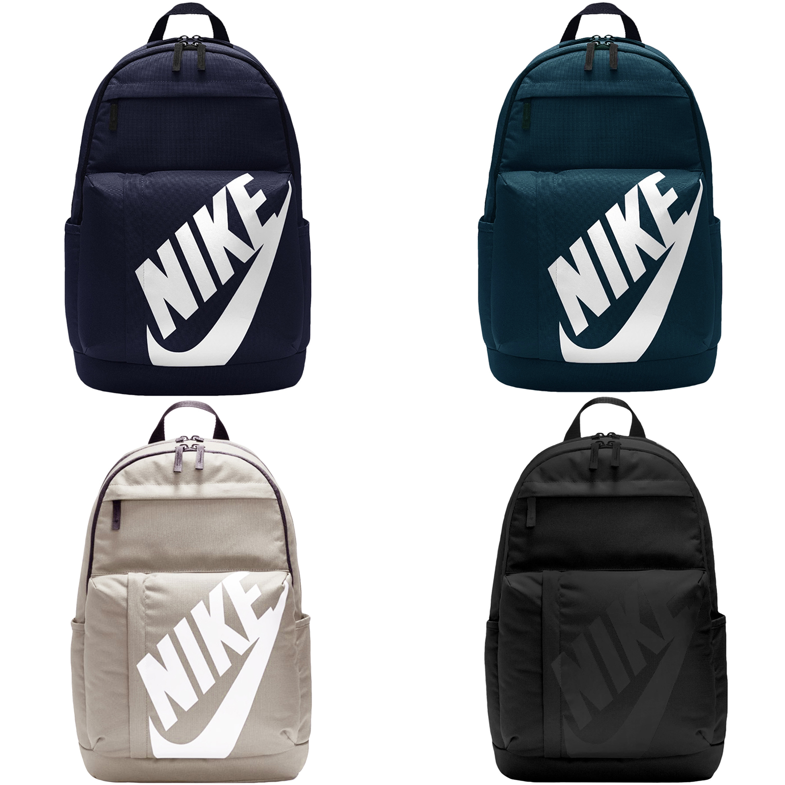 647f18656a74 Details about Nike Elemental Travel Gym School College Sports Backpack  Rucksack Bag