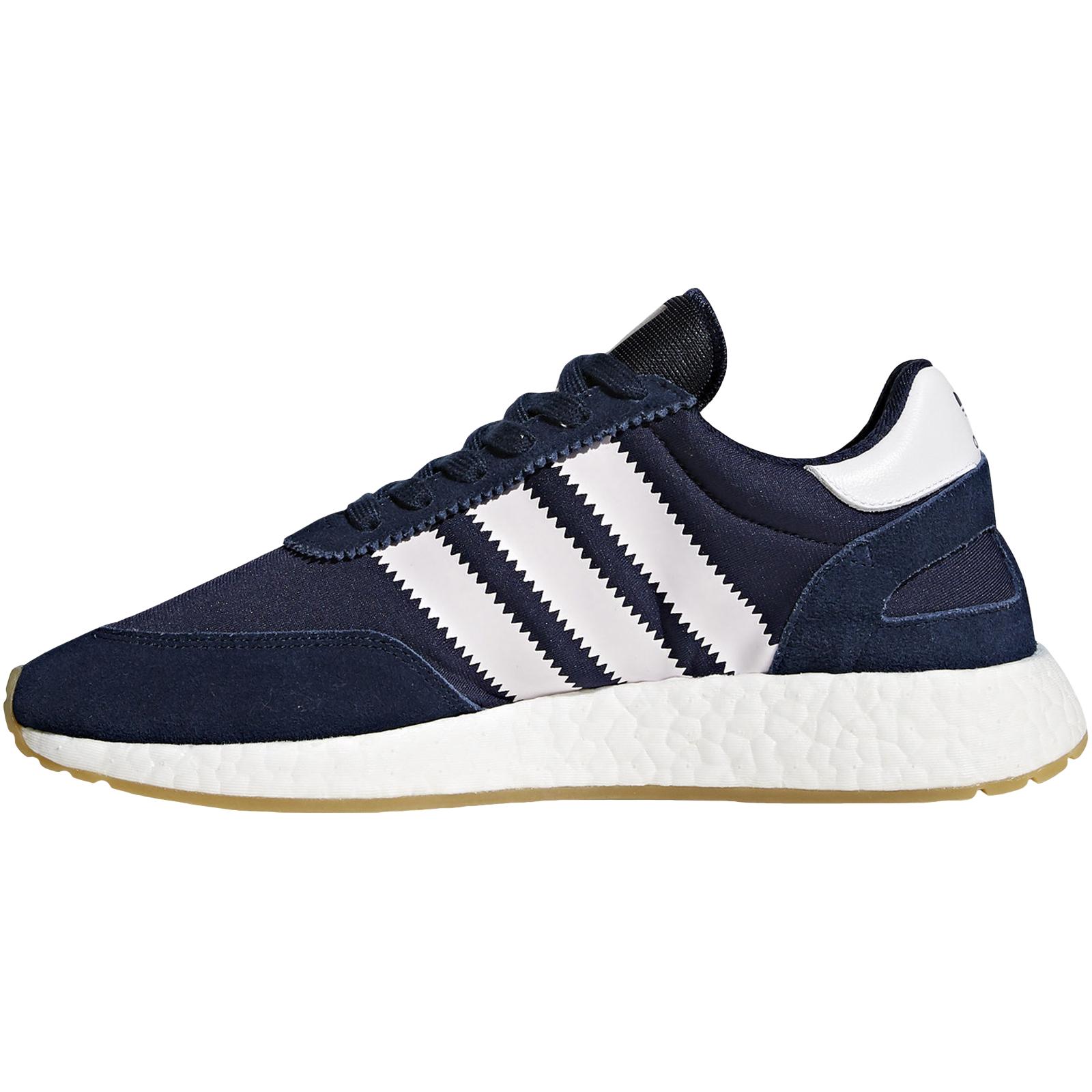 Detalles acerca de Adidas Originals Iniki Retro Correr Vintage Gamuza Training Shoes Trainers mostrar título original