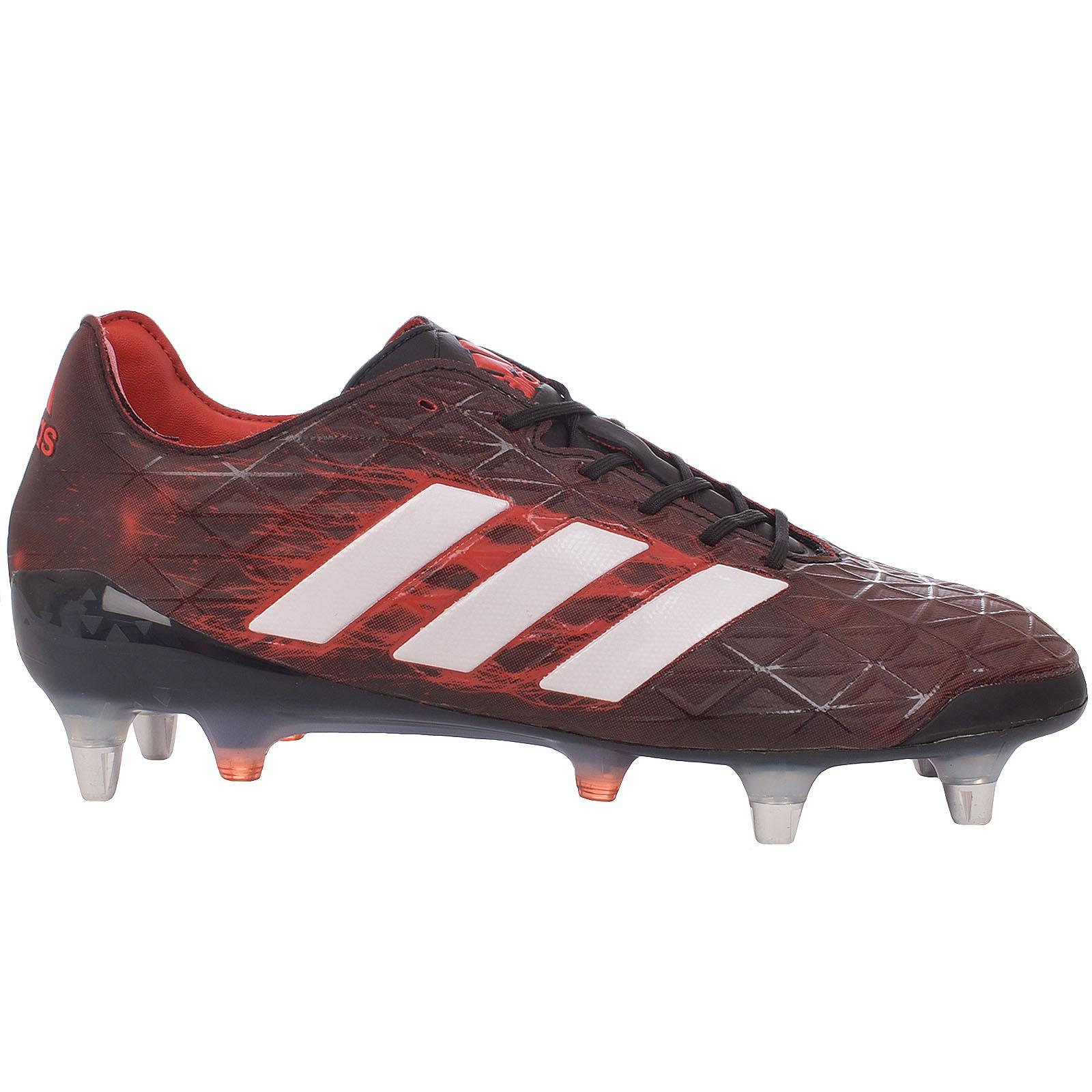 brand new 7a86a f87c6 adidas Performance Mens Kakari Light SG Soft Ground Rugby Boots ...