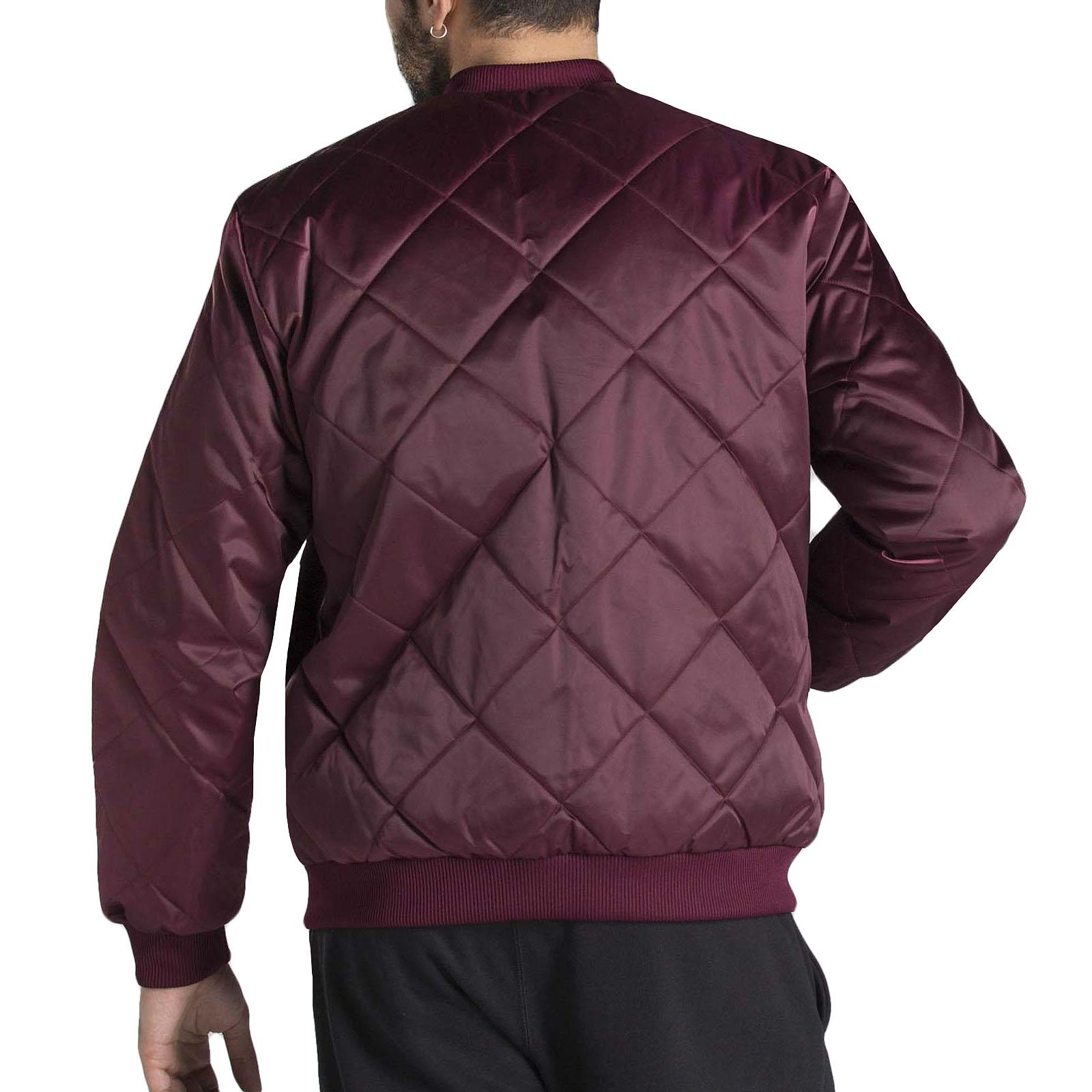 Adidas Originals Mens Superstar Quilted Zipped Long Sleeve