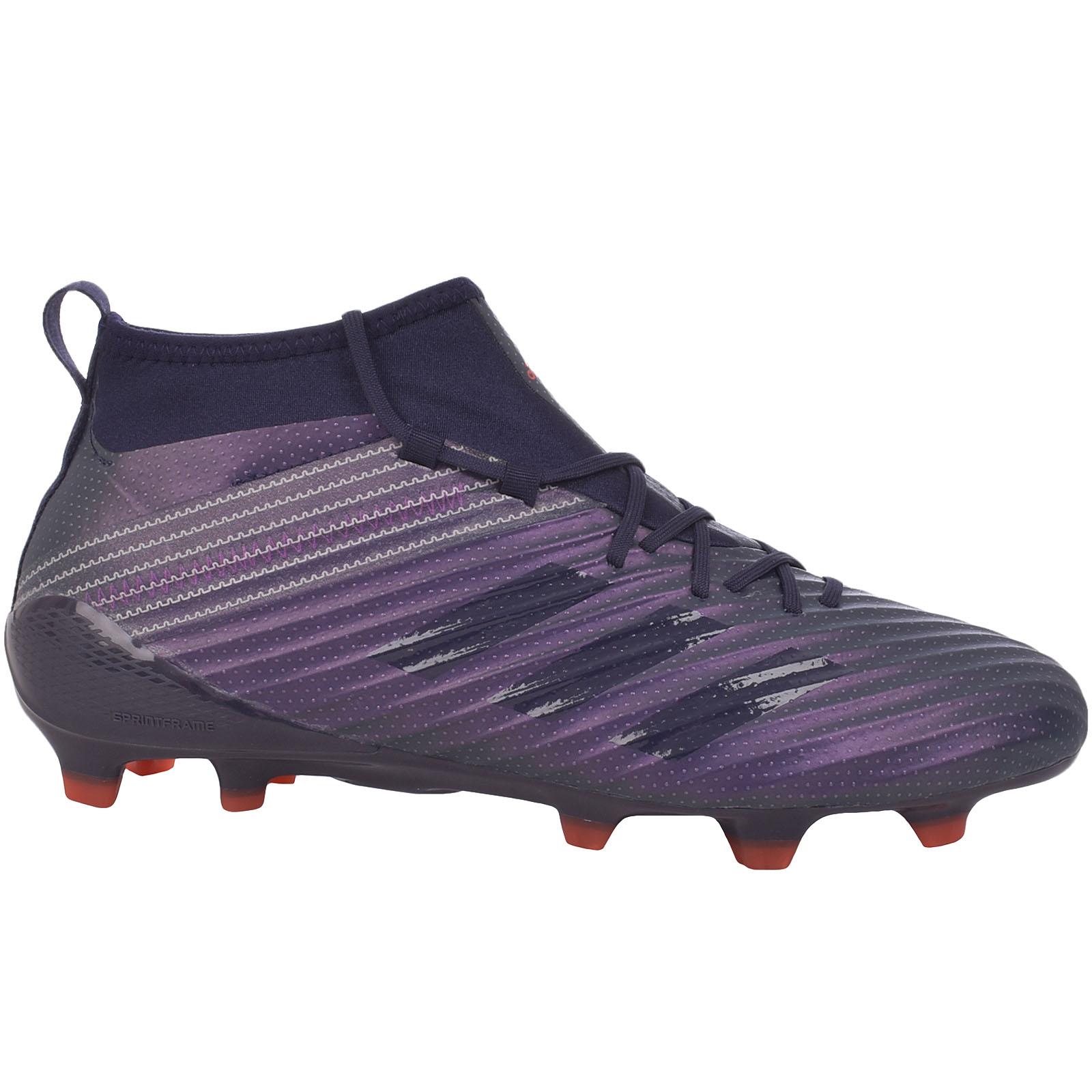 adidas Performance Mens Predator Flare FG Rugby Boots Team