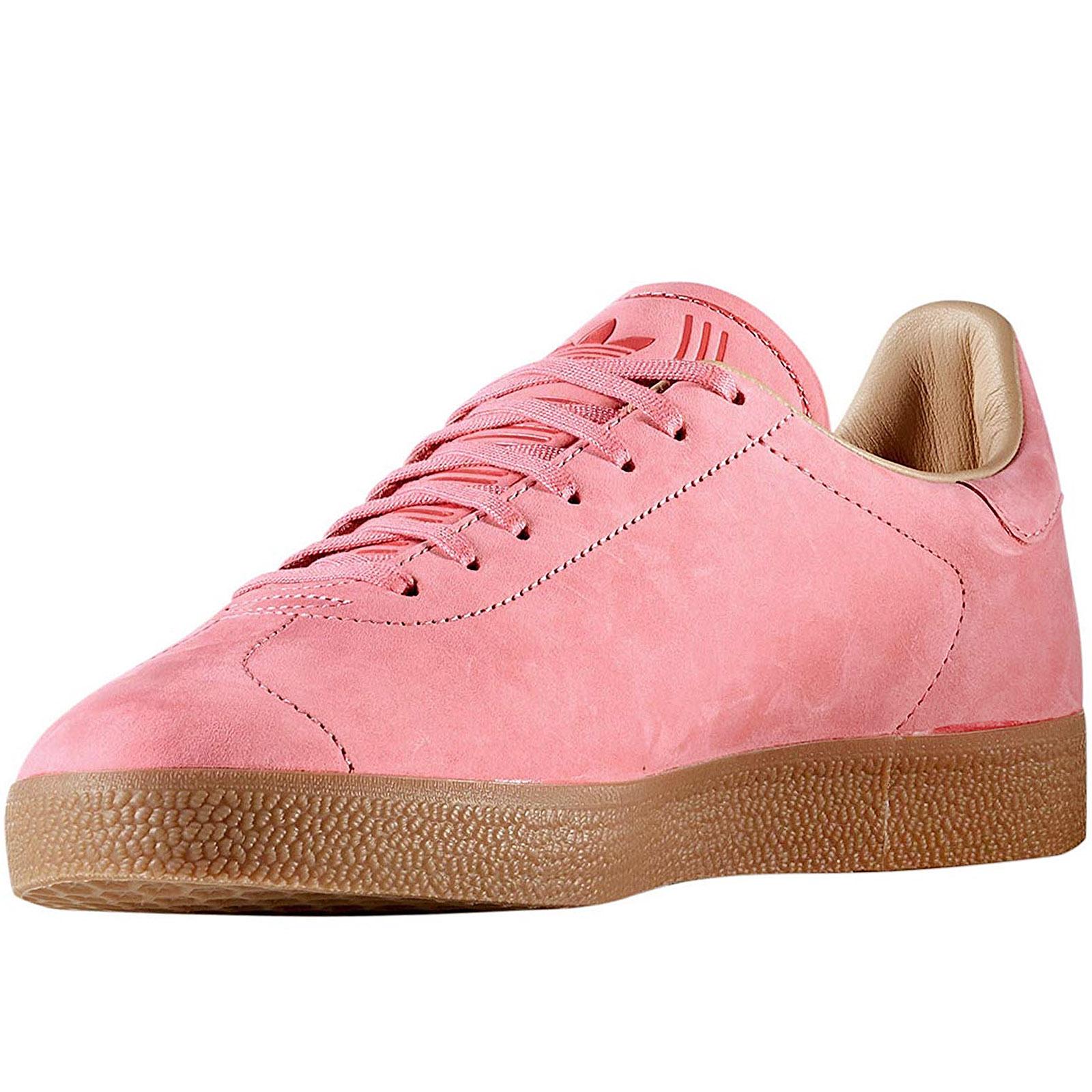 adidas gazelle rosa hombre