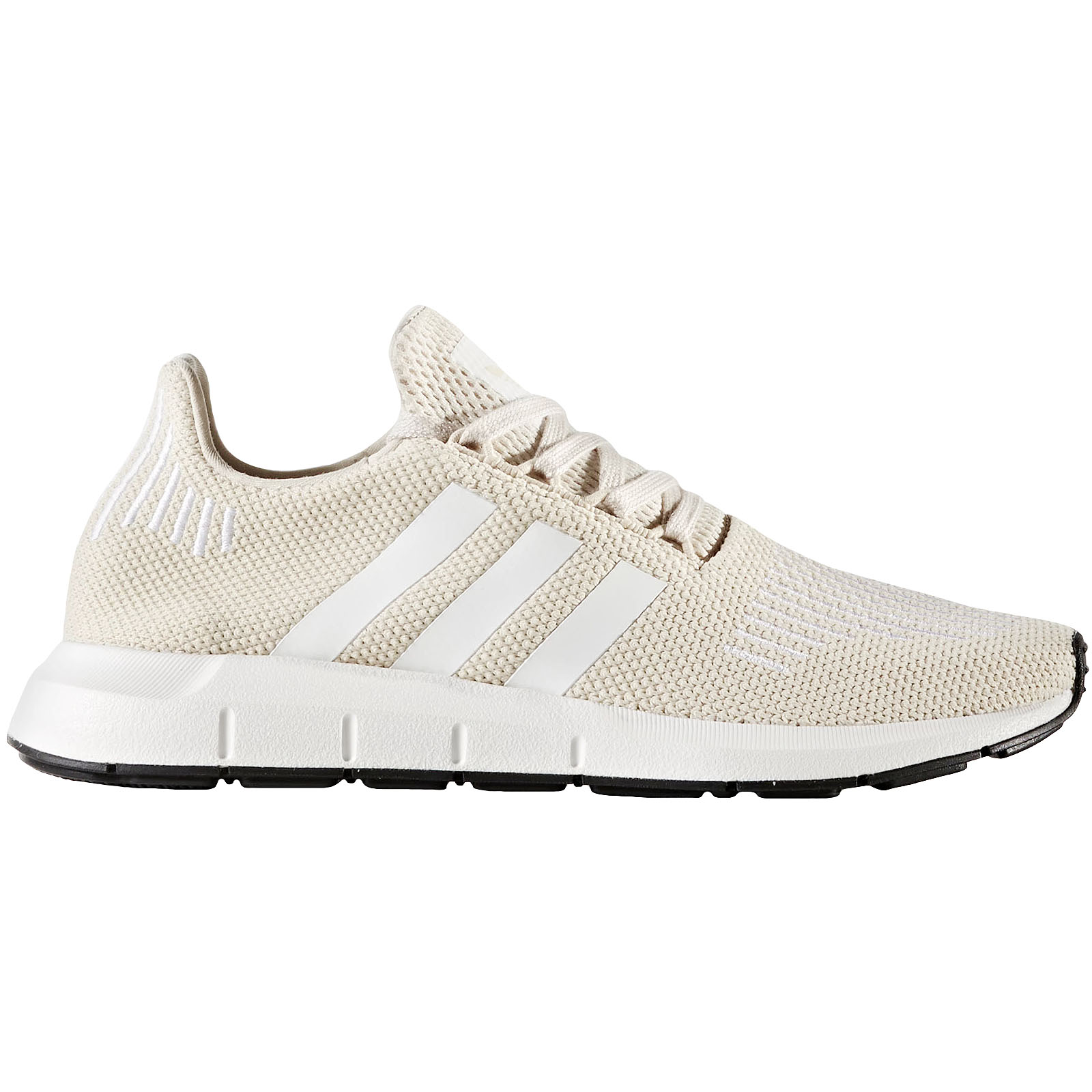 4b0a6a86561 Details about adidas Originals Womens Swift Run Lace Up Knit Running  Sneakers Trainers - 9