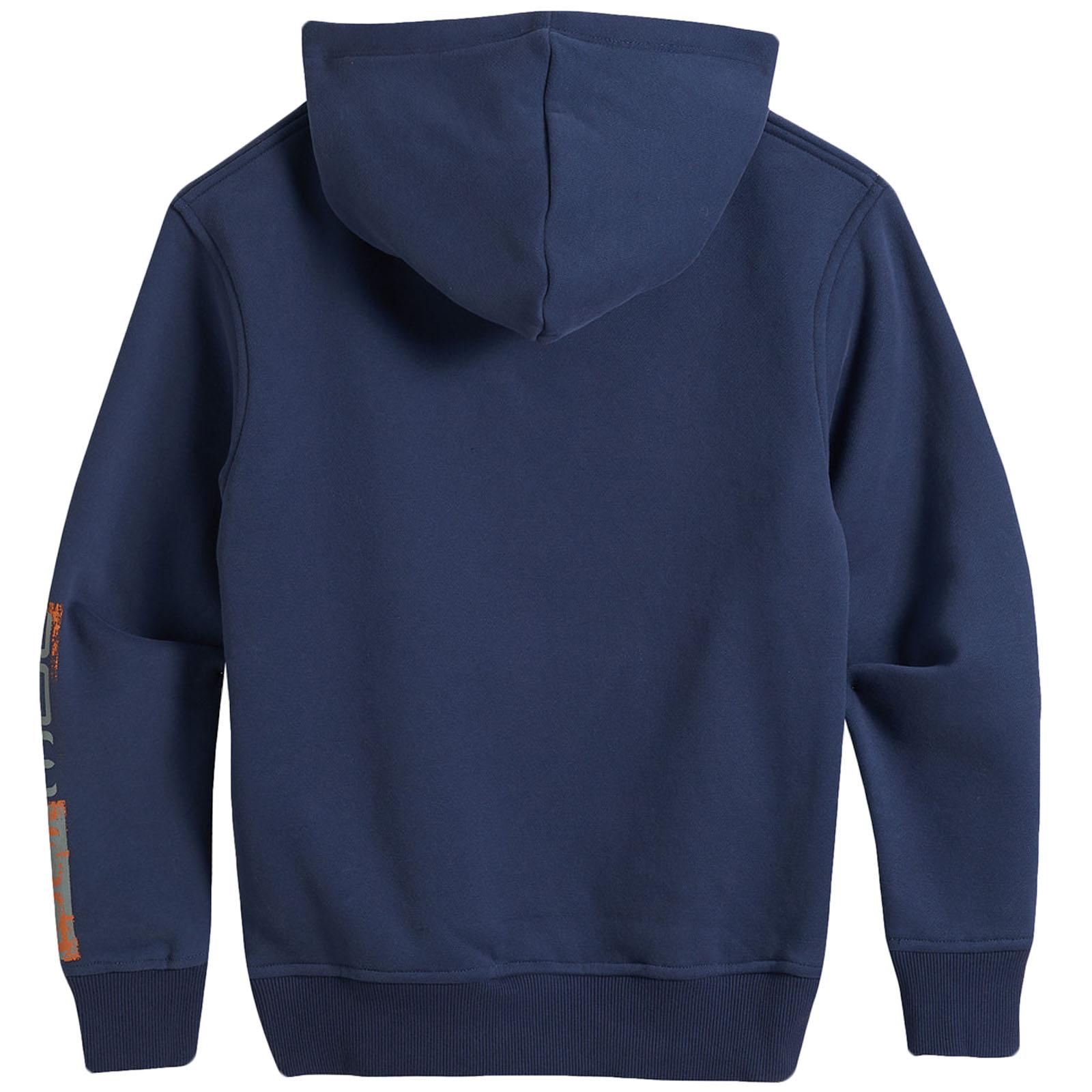 Animal-Boys-Kids-Roadie-Long-Sleeve-Hooded-Pullover-Sweatershirt-Jumper-Hoodie thumbnail 5