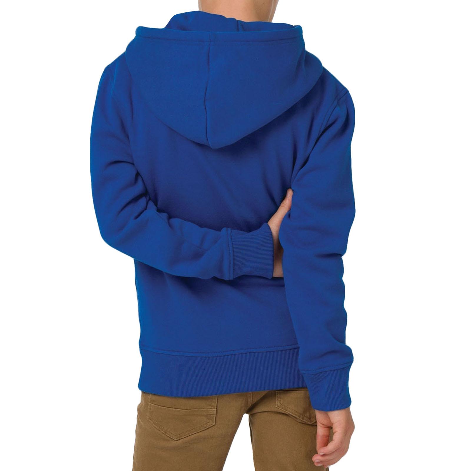 Animal-Boys-Kids-Homer-Casual-Long-Sleeve-Zipped-Hooded-Sweatshirt-Hoodie-Jacket thumbnail 3