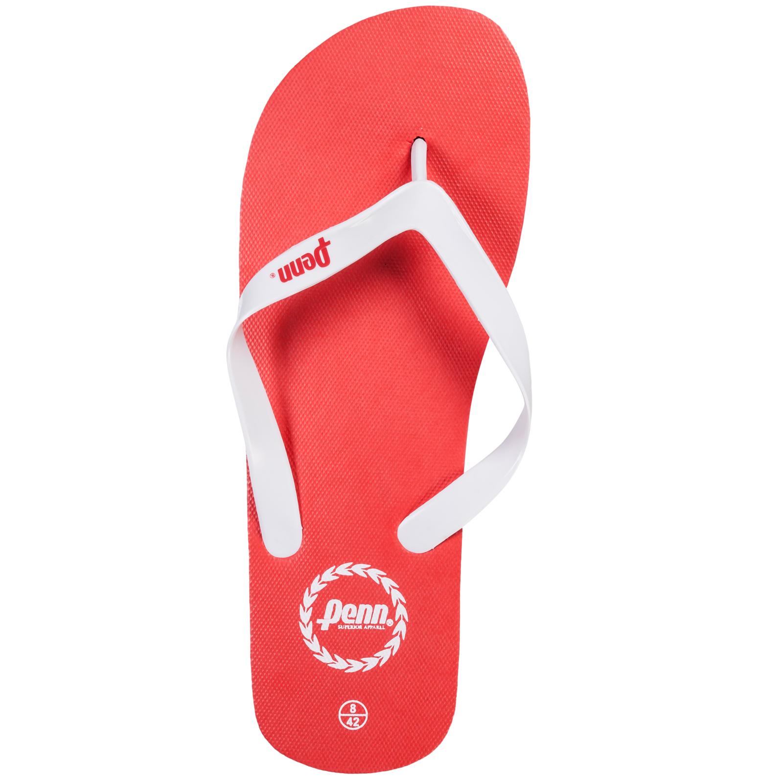 Penn Unisex Sandalias Ojotas de diapositivas de vacaciones de verano Playa Tangas Zapatos