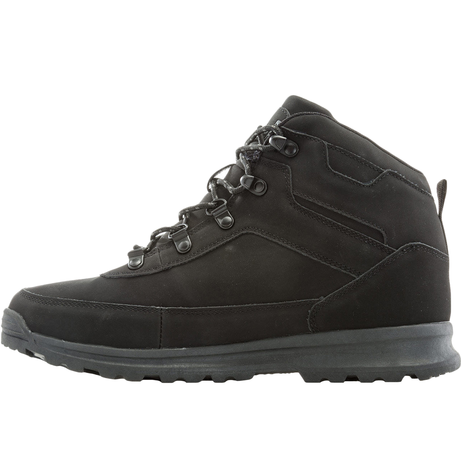 Henleys-Mens-Travis-Lace-Up-Casual-High-Top-Outdoor-Hiking-Walking-Boots-Shoes thumbnail 3