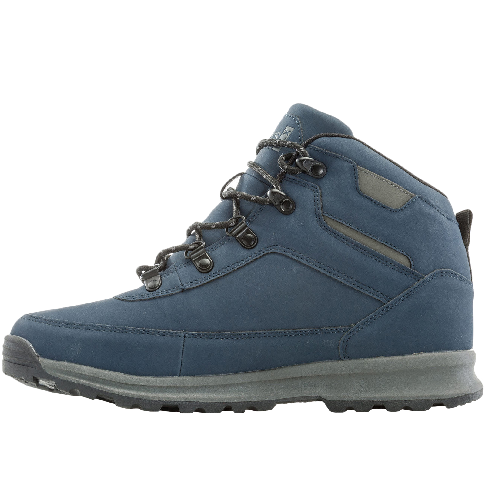 Henleys-Mens-Travis-Lace-Up-Casual-High-Top-Outdoor-Hiking-Walking-Boots-Shoes thumbnail 19