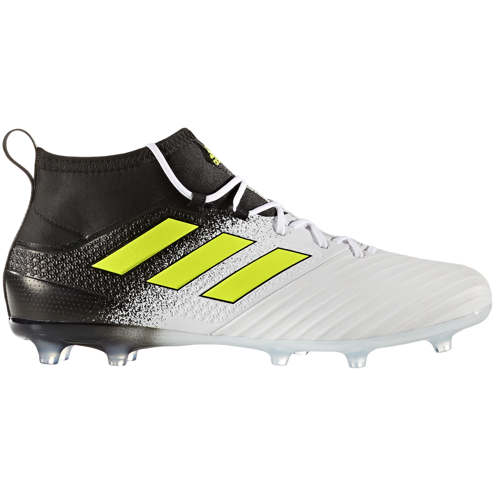 Details about adidas Performance Mens Ace 17.2 FG Soccer Firm Ground Sports  Boots - White 08671b92130