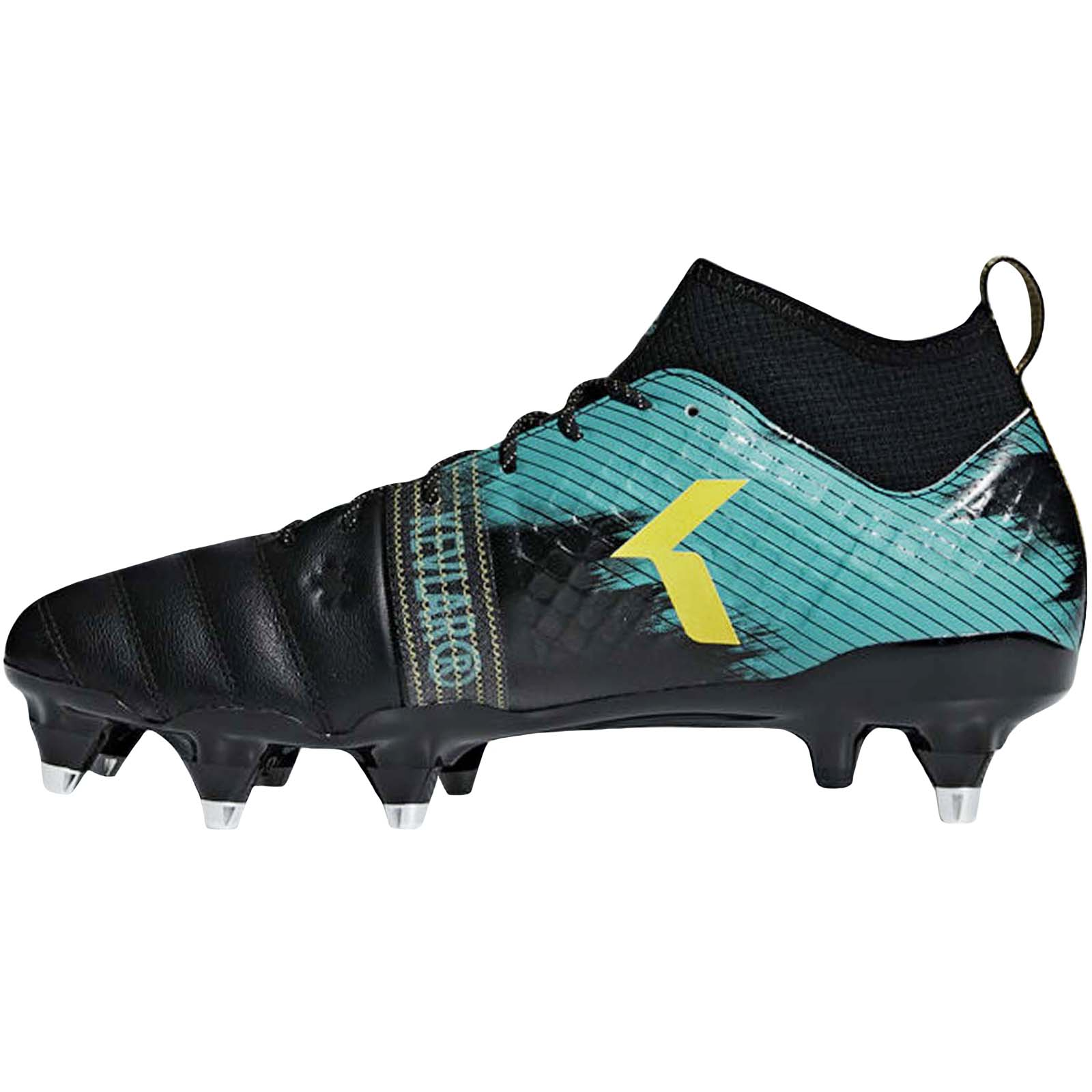 adidas-Performance-Mens-Kakari-X-Kevlar-SG-Rugby-Training-Shoes-Trainers-Boots thumbnail 6