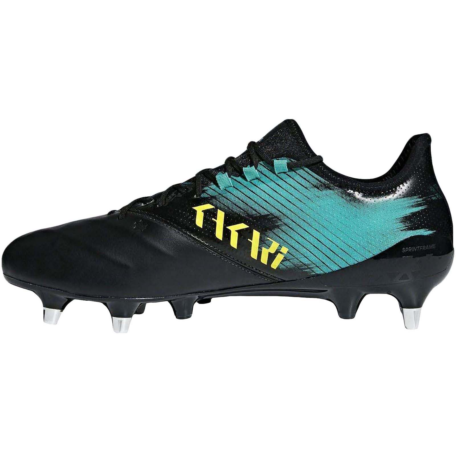 adidas-Performance-Mens-Kakari-Light-Soft-Ground-Rugby-Training-Shoes-Boots thumbnail 6