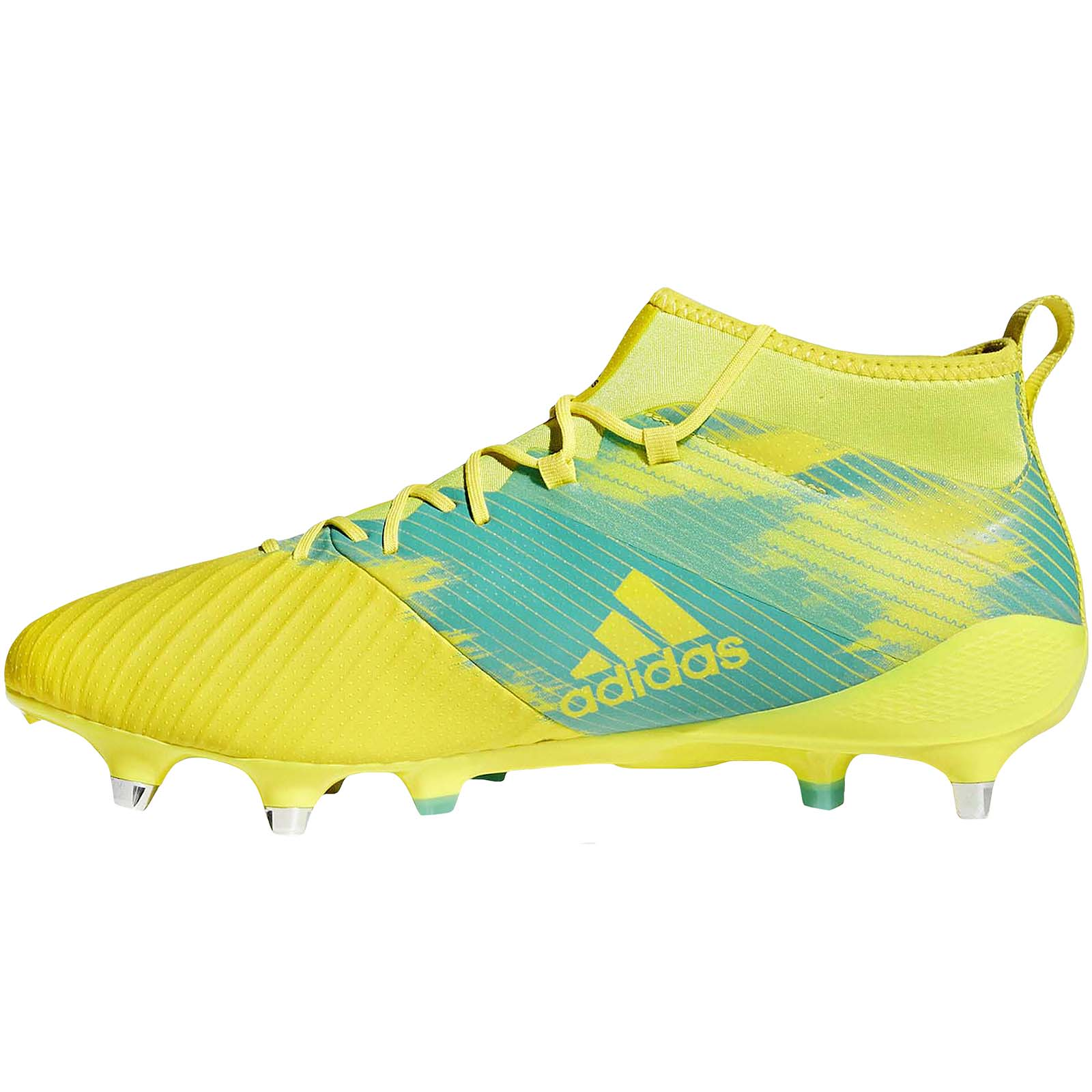 adidas-Performance-Mens-Predator-Flare-SG-Rugby-Shoes-Trainers-Boots thumbnail 14