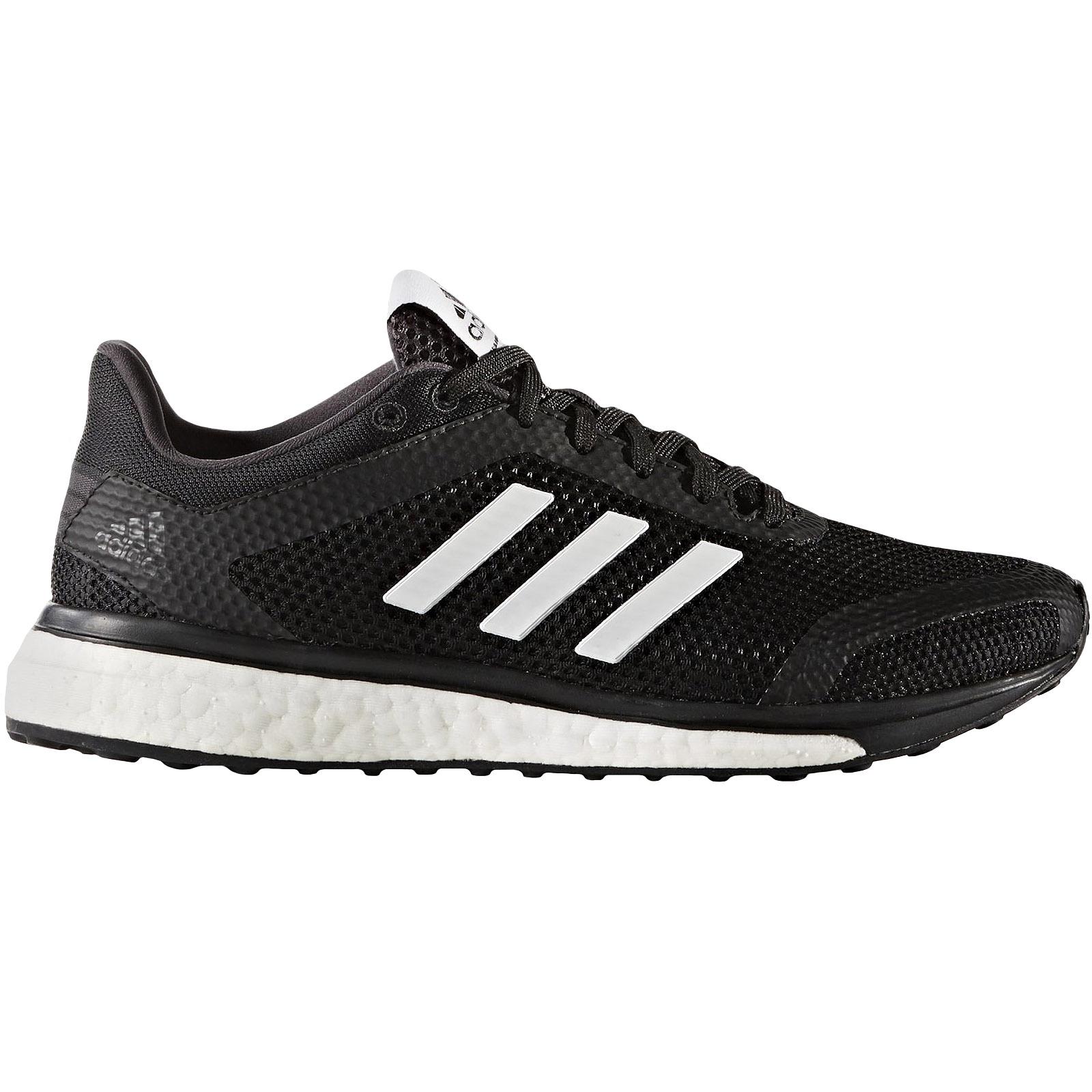 Adidas response boost techfit w Women's Running Sneakers Shoes Sz 7 Black B39889 | eBay