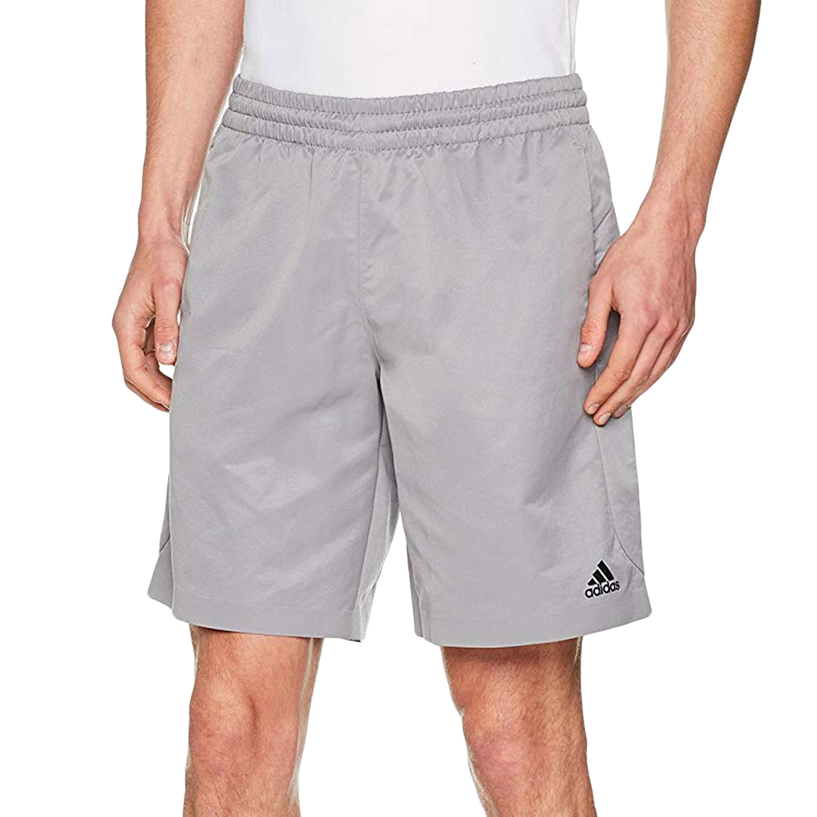 Details about adidas Performance Mens Premium ID Chelsea Football Sports Bottoms Shorts Grey