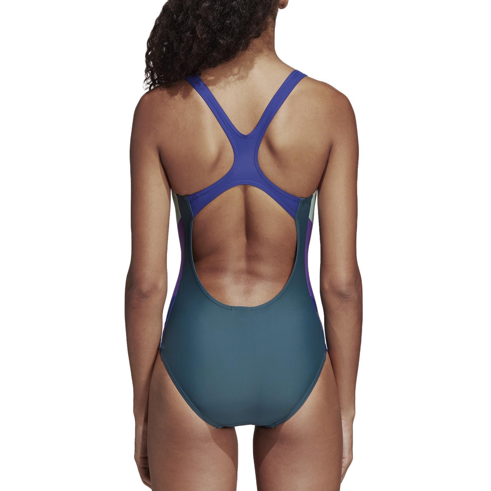 adidas swimming costume womens