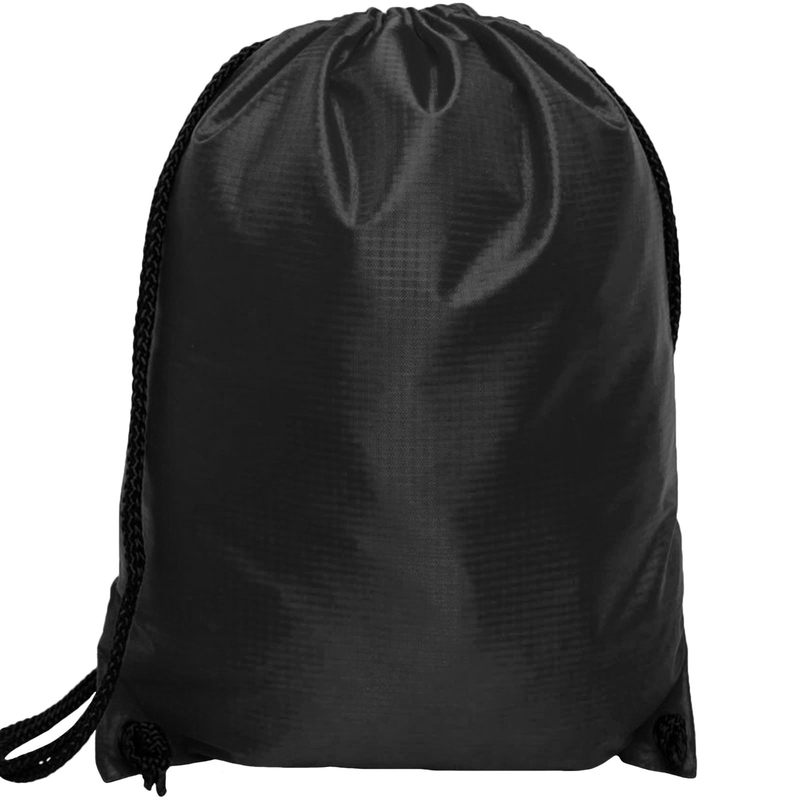 thumbnail 3 - Vans Unisex Benched Travel Sports Gym School Drawstring Cinched Backpack Bag