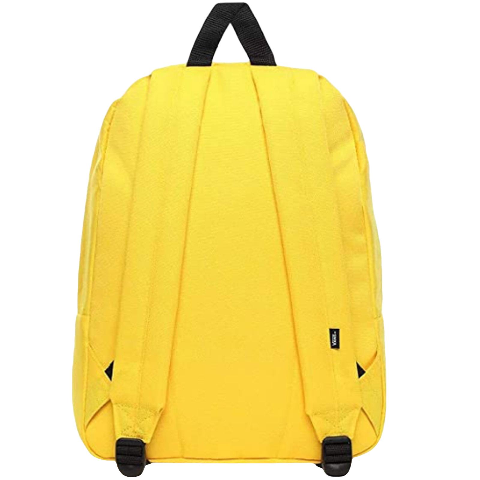thumbnail 13 - Vans Adults Old Skool III School College Two Strap Backpack Rucksack Bag