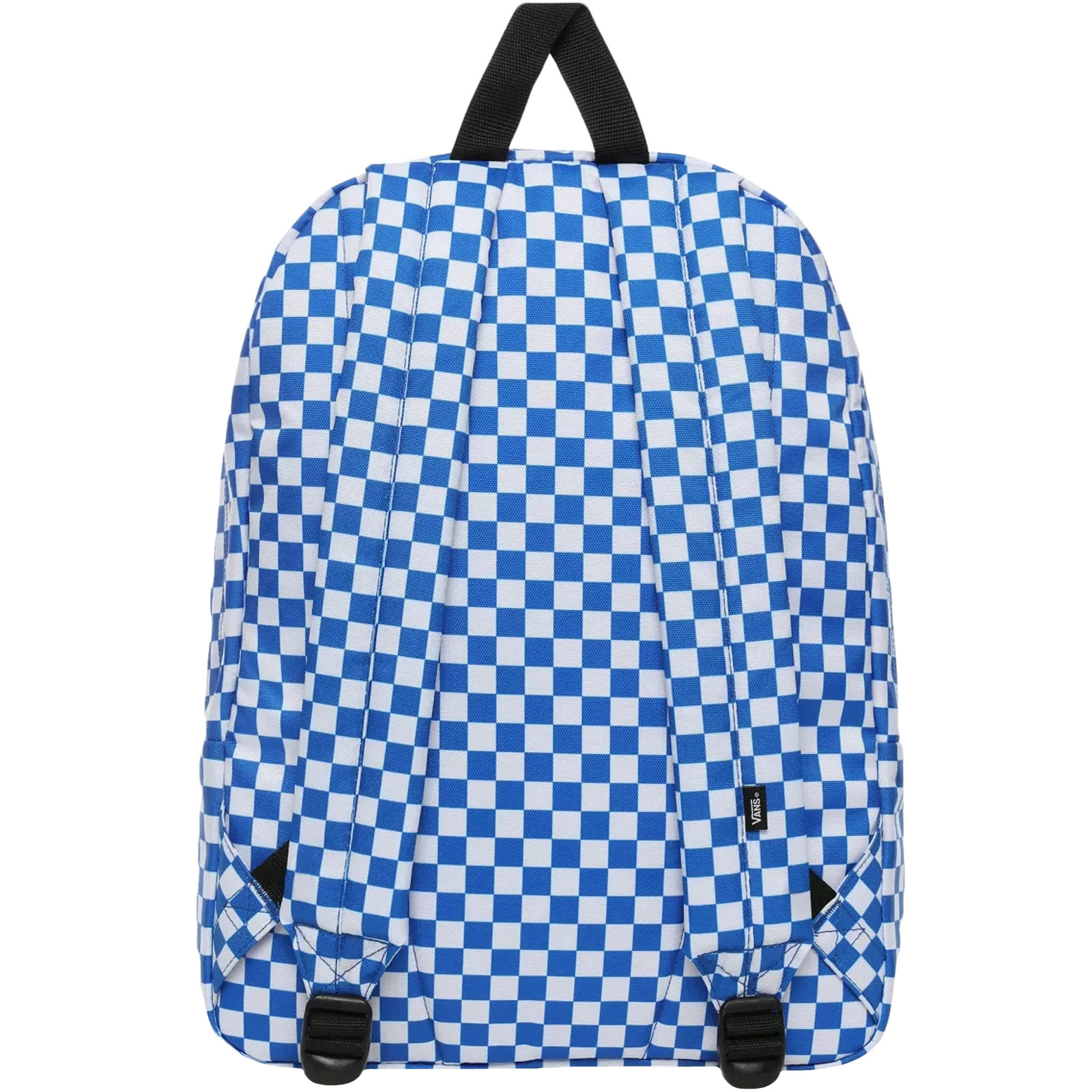 thumbnail 5 - Vans Adults Old Skool III School College Two Strap Backpack Rucksack Bag