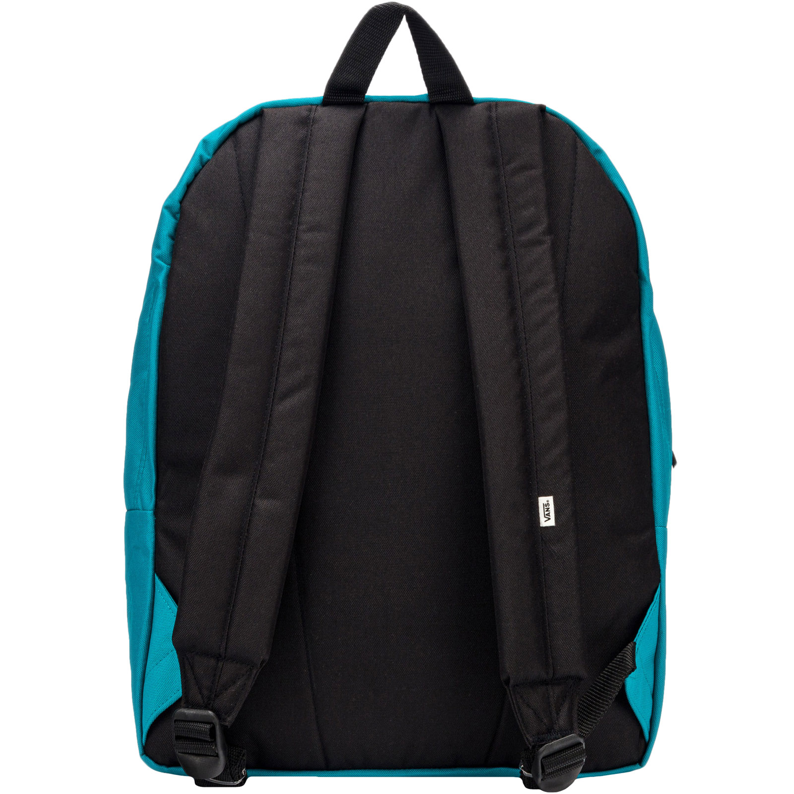 thumbnail 3 - Vans Unisex Realm Two Strap Adjustable School College Rucksack Backpack Bag