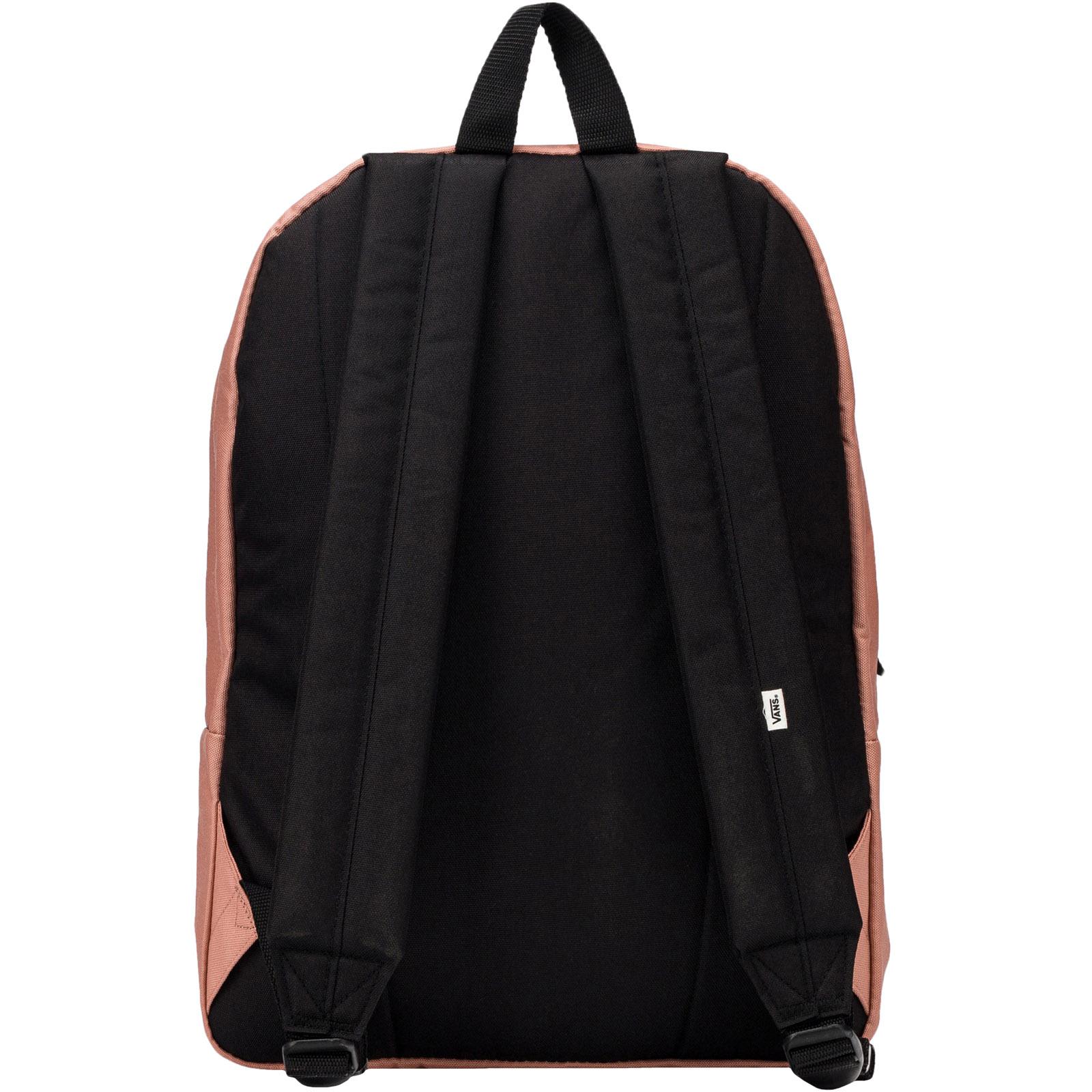 thumbnail 5 - Vans Unisex Realm Two Strap Adjustable School College Rucksack Backpack Bag
