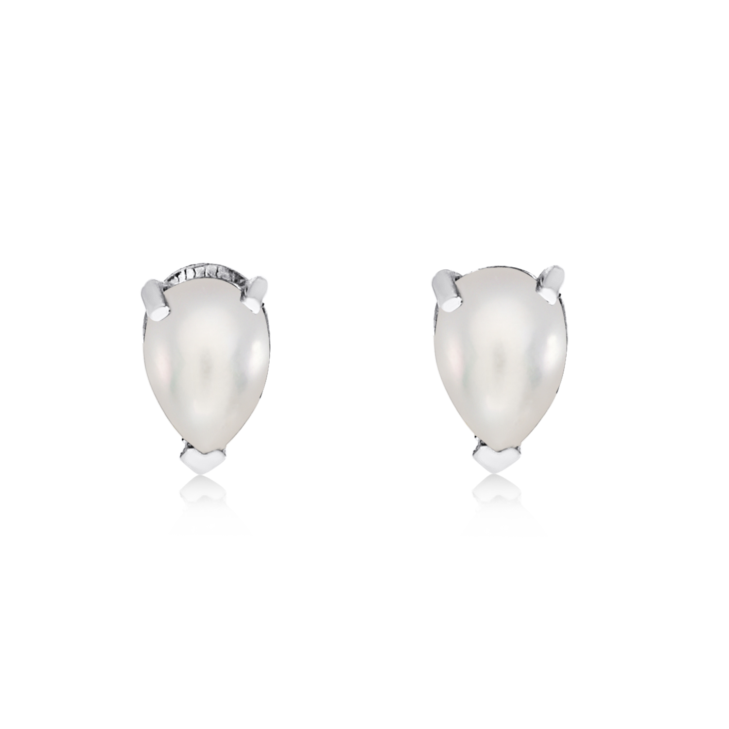 diamond earrings product pear shaped jewels