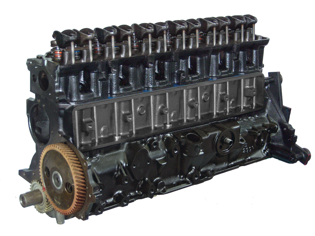 1988 To 1995 Fits Ford Truck 49 300 Remanufactured Engine