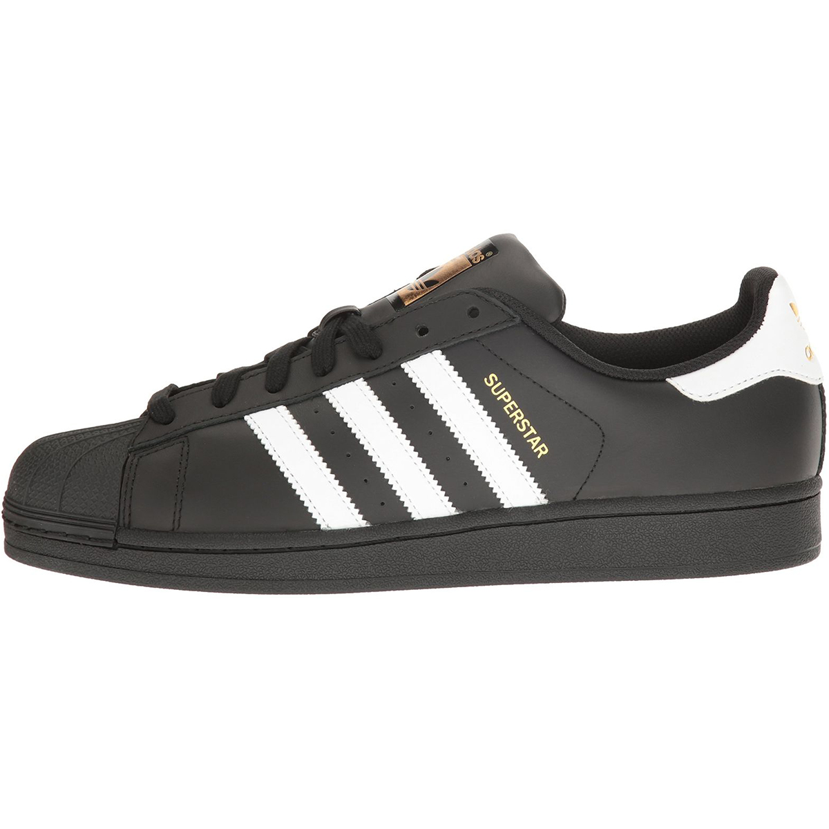 d09acf66d ... cheapest adidas superstar foundation rubber shell toe shoes 9 black  white 862b8 90123