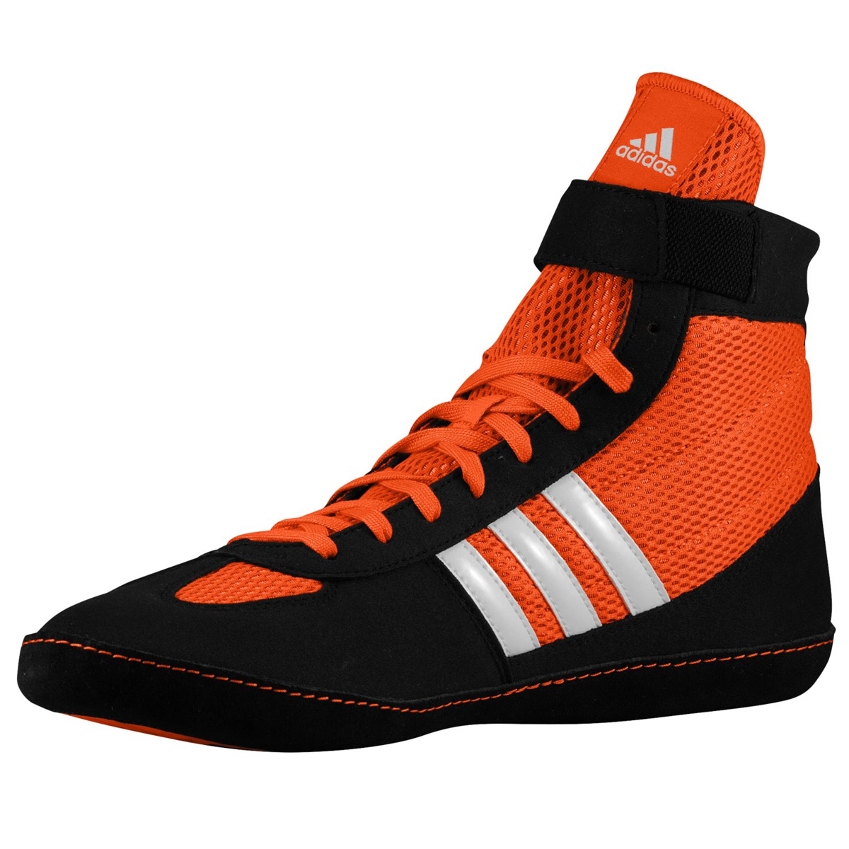 240761020afc7c ... sale coupon for size 4 wrestling shoes. adidas combat speed 4 wrestling  shoes orange white