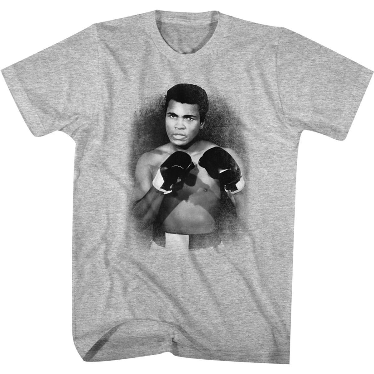 Graphite Heather American Classics Muhammad Ali The Greatest T-Shirt
