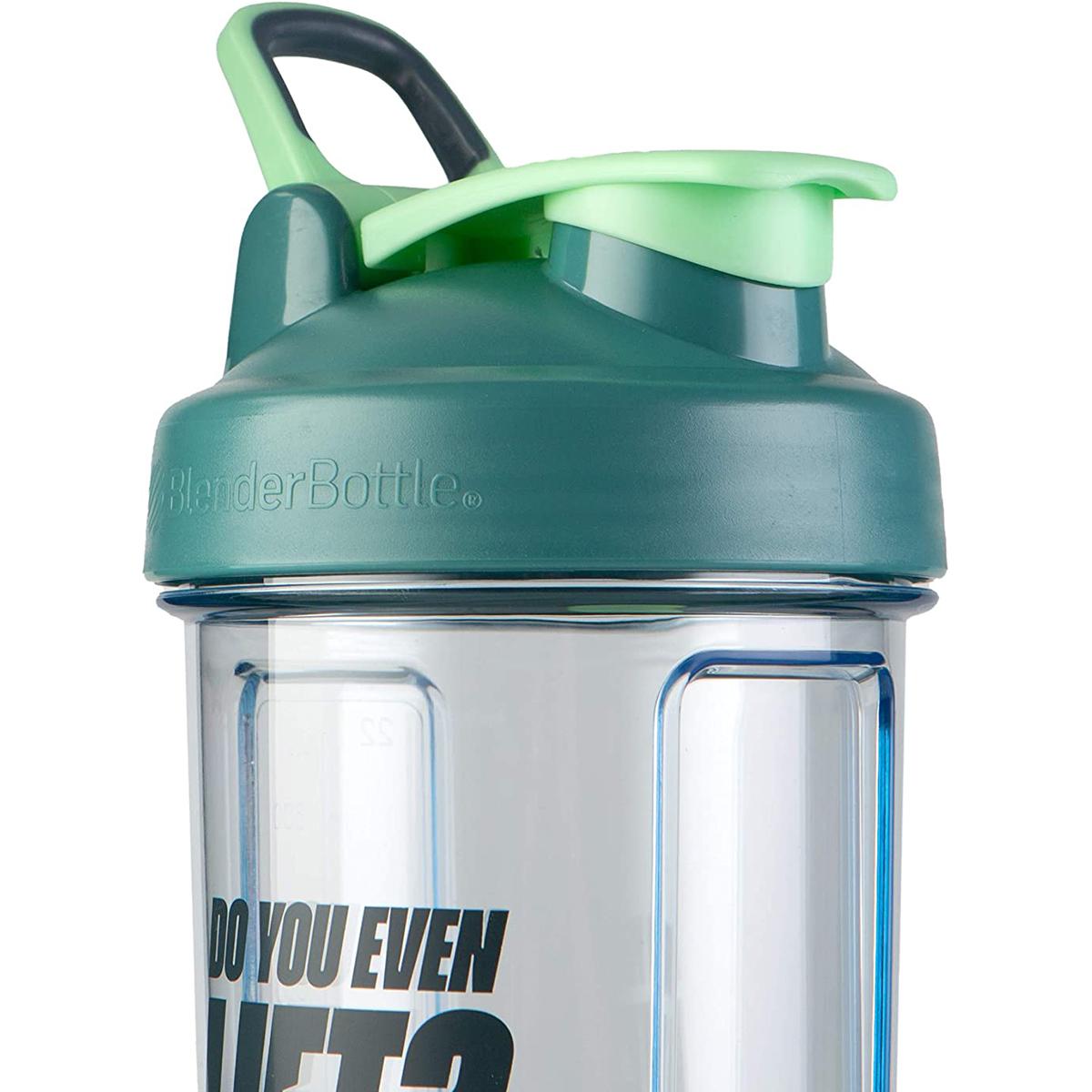 thumbnail 8 - Blender Bottle The Mandalorian Pro Series 28 oz. Shaker Mixer Cup with Loop Top
