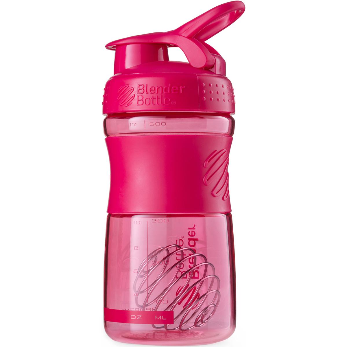 Protein Shaker Ne Kadar: Blender Bottle SportMixer 20 Oz. Tritan Grip Shaker