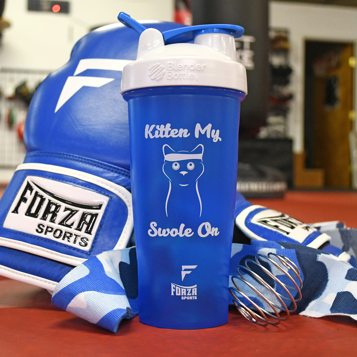 Blender-Bottle-x-Forza-Sports-Classic-28-oz-Shaker-Mixer-Cup-with-Loop-Top thumbnail 29