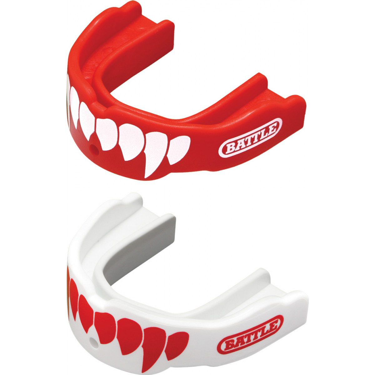 Battle-Sports-Science-Youth-Fang-Mouthguard-2-Pack-with-Straps thumbnail 15
