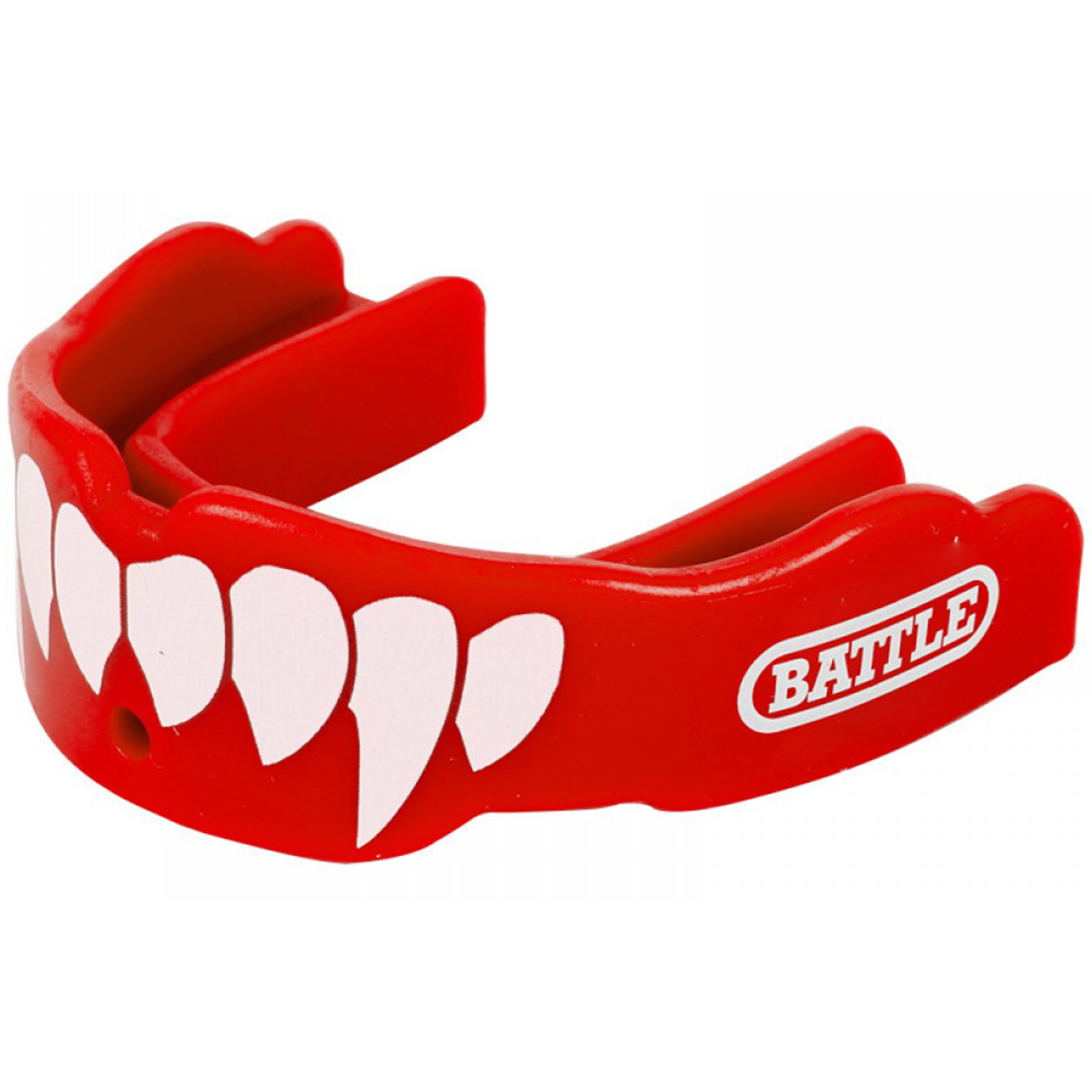 Battle-Sports-Science-Youth-Fang-Mouthguard-2-Pack-with-Straps thumbnail 16