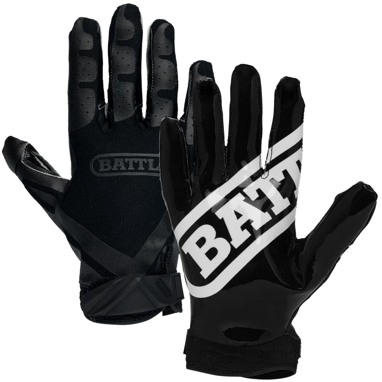Sport In Gloves: Battle Sports Science Receivers Ultra-Stick Football