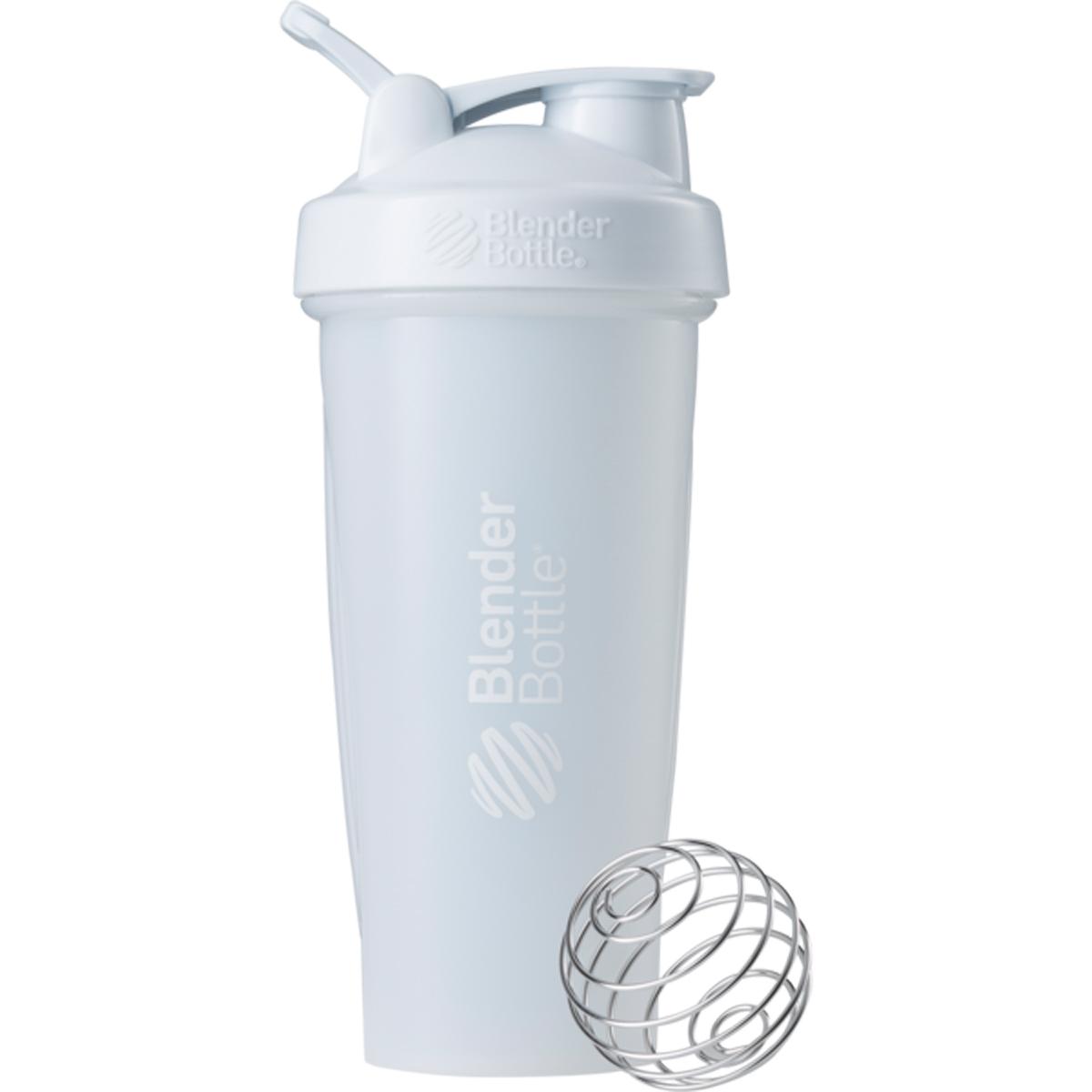 Blender Bottle Classic 28 oz. Shaker with Loop Top | eBay