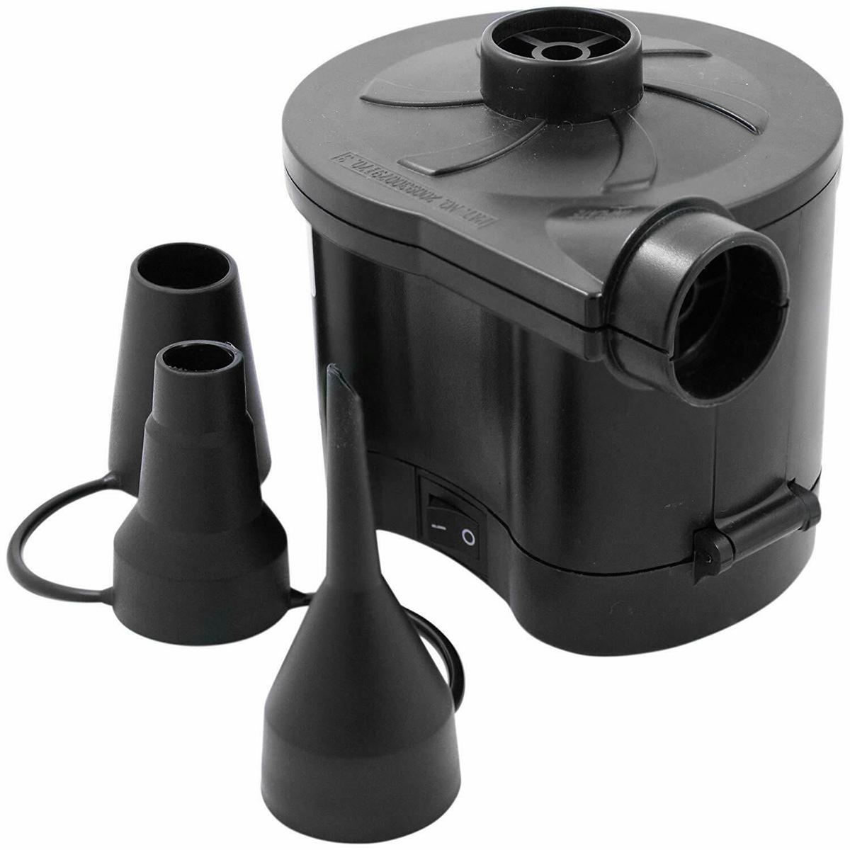 Coghlan's 4D Battery Air Pump, Cordless Portable ...