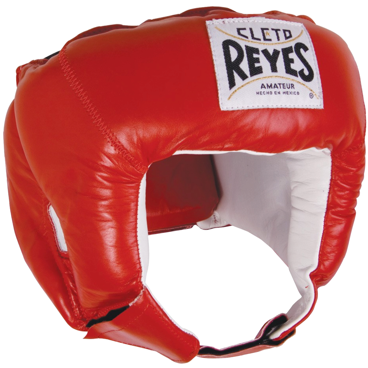 Cleto Reyes Amateur Boxing Headgear Red