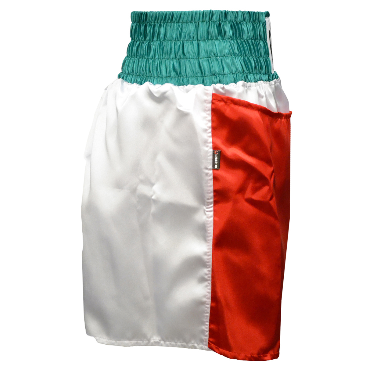 cleto reyes women u0027s satin boxing skirt trunks mexican flag ebay
