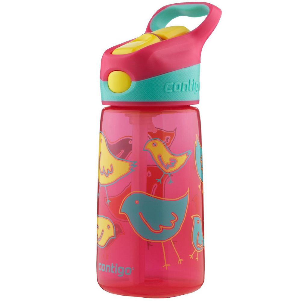 Contigo-14-oz-Kid-039-s-Striker-Autospout-Water-Bottle miniature 4