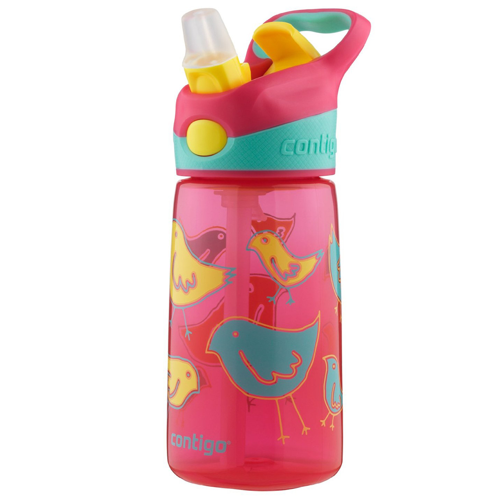 Contigo-14-oz-Kid-039-s-Striker-Autospout-Water-Bottle miniature 5