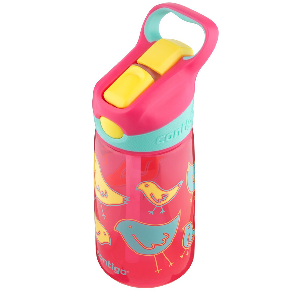 Contigo-14-oz-Kid-039-s-Striker-Autospout-Water-Bottle miniature 7