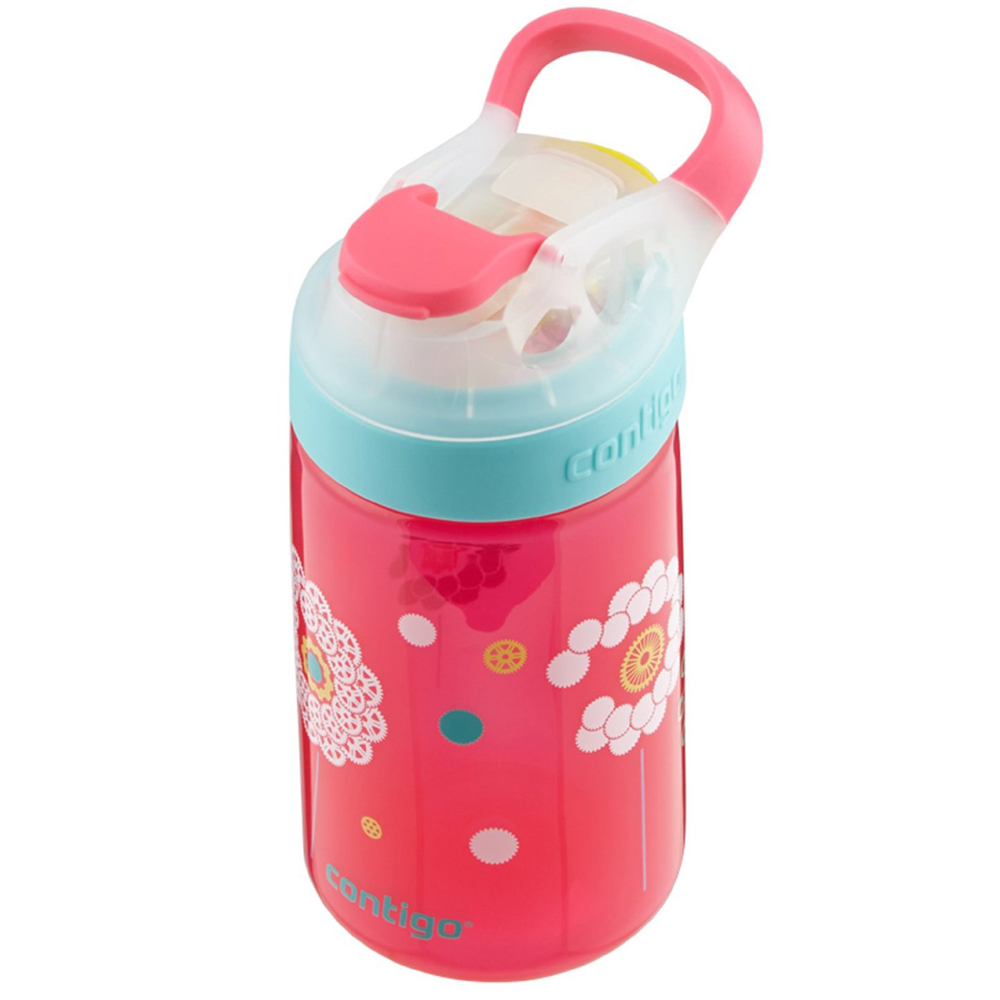 Contigo-14-oz-Kid-039-s-Autoseal-Gizmo-Sip-Water-Bottle miniatuur 6