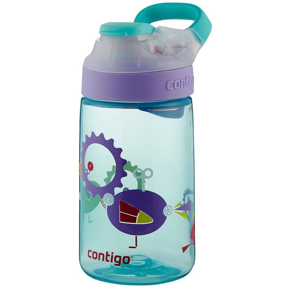 Contigo-14-oz-Kid-039-s-Autoseal-Gizmo-Sip-Water-Bottle miniatuur 20