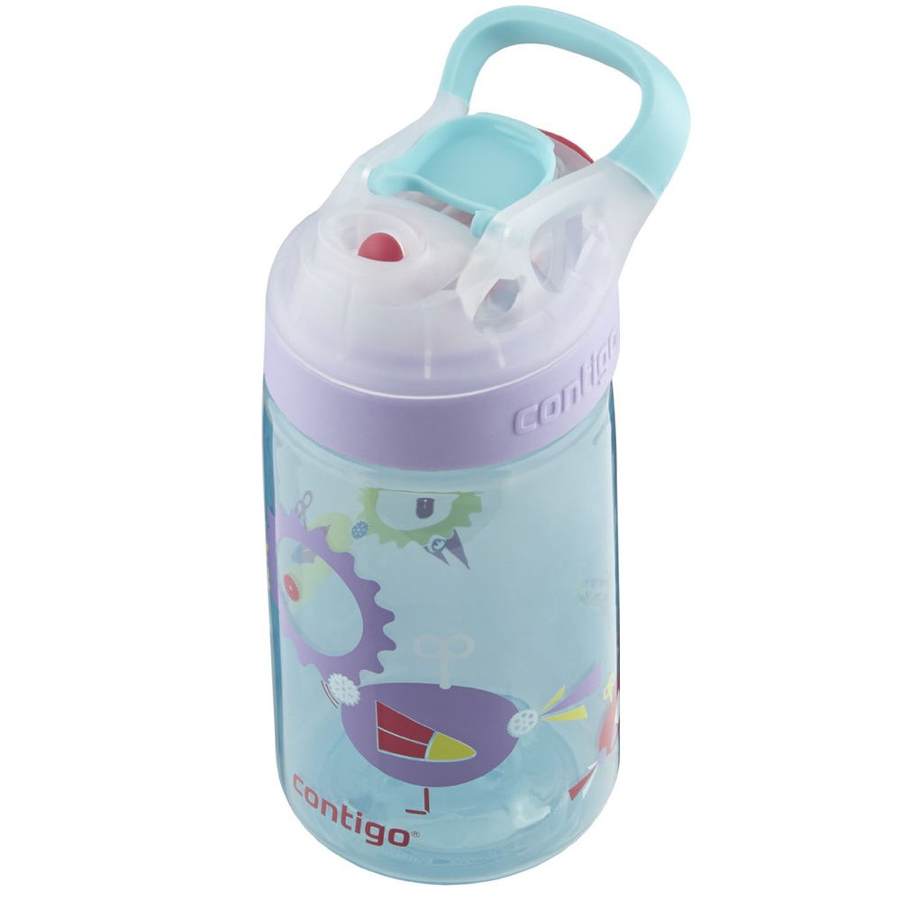 Contigo-14-oz-Kid-039-s-Autoseal-Gizmo-Sip-Water-Bottle miniatuur 21